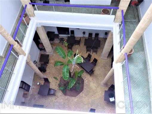 Riad d'habitation au coeur de la Médina avec espace restaurant exploitable