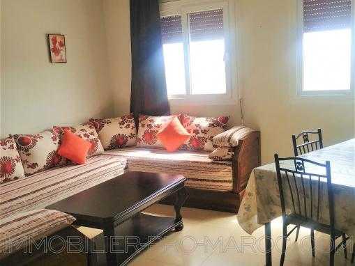 Appartement 2 chambres , meublé avec vue dégagée sur la foret