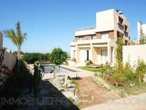 LOCATION DE GÉRANCE: belle Maison d'hôtes avec piscine  et 6 suites, à 12 kms d'Essaouira