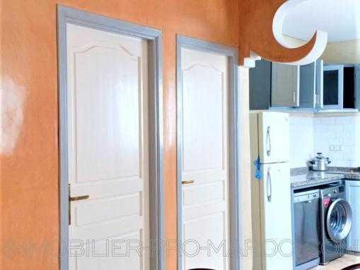 Appartement 2 chambres, neuf, entièrement meublé avec terrasse
