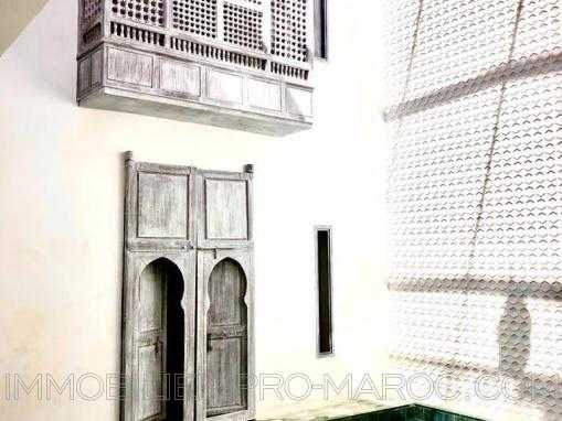 Sublime Riad , Ryad Larouss