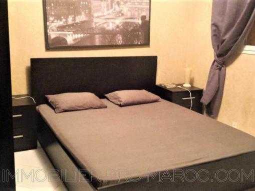 Appartement 3éme, meublé avec terrasse attenante