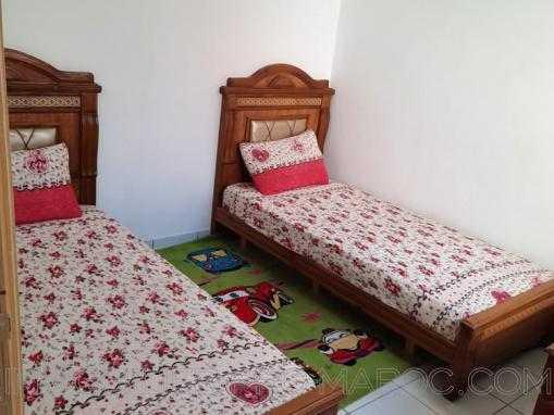 Duplex meublé, avec 3 chambres, dans la nouvelle villa d'Essaouira
