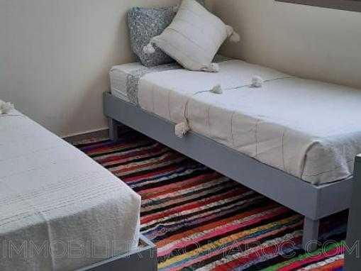 Appartement TERRASSE meublé, sans vis à vis, exposé SUD