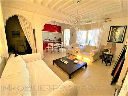 Joli appartement en bon état avec doubles terrasses