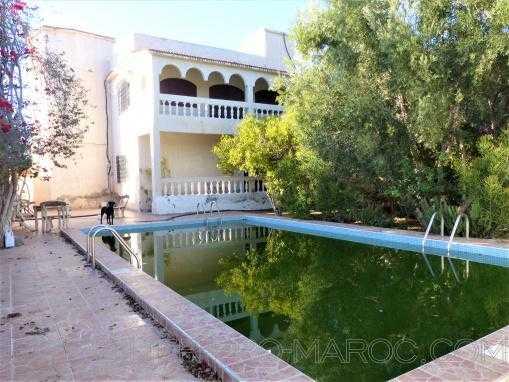 Maison de campagne avec piscine à qlqs min d'Essaouira