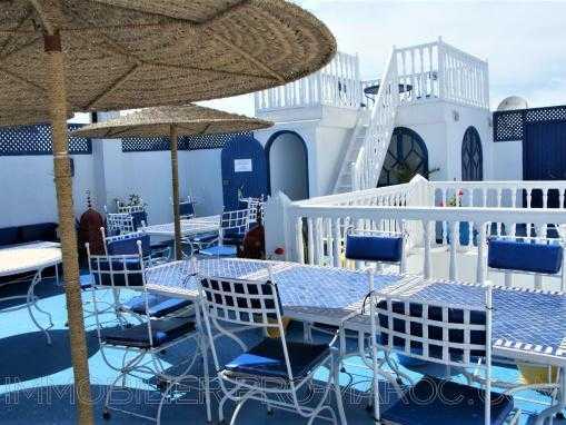 Belle maison d'hôtes avec terrasse dans la médina d'Essaouira