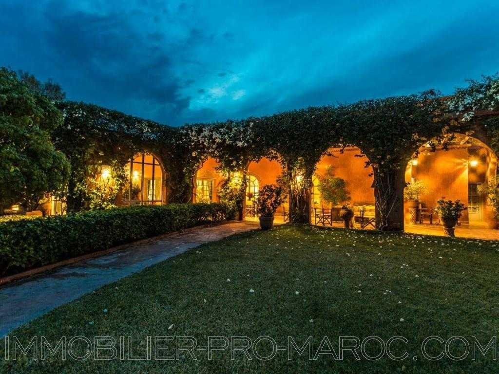 Villa en Vente à Marrakech