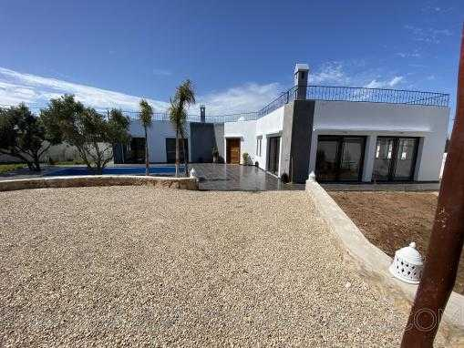 Villa neuve en zone urbaine à 7kms d'Essaouira