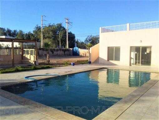 Villa de plain pied avec piscine à seulement 8kms d'Essaouira