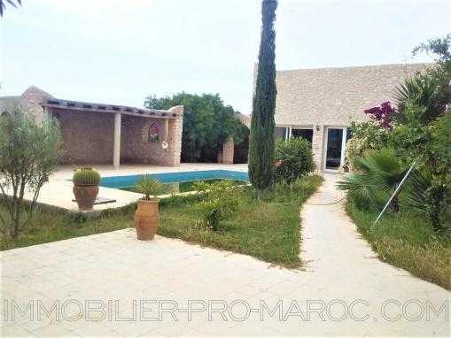 Maison en pierres avec piscine à seulement 8kms d'Essaouira