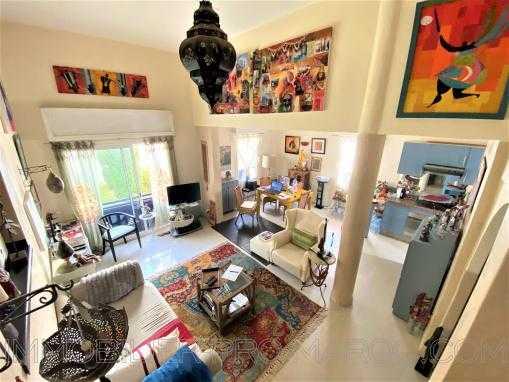 Appartement duplex dans une résidence de standing à 10m de la plage