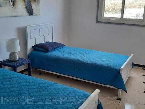 Bel appartement entièrement meublé et aménagé , vu dégagé,