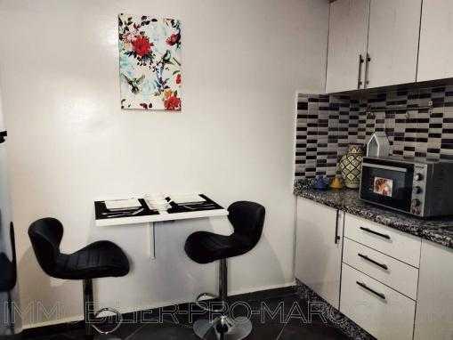 Magnifique appartement TERRASSE, meublé, vu dégagée sur la fôret