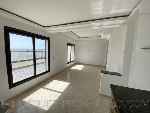Appartement neuf avec vue sur mer à 100m de la plage