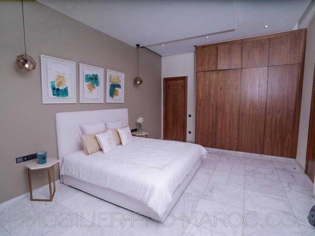 Villa Surface du Terrain 1 200 m²