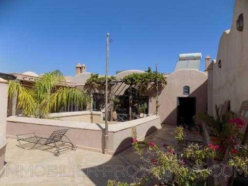 Riad  by Architecte  C.  Boccara