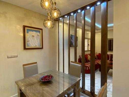 Bel appartement meublé, avec terrasse privée, vue mer