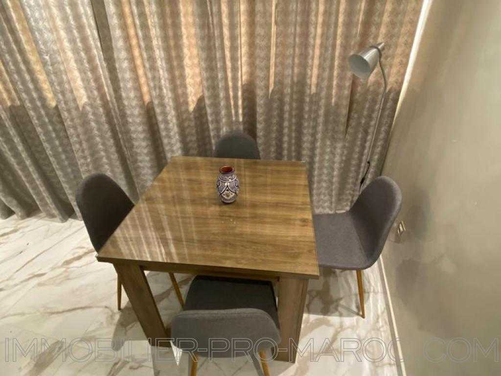 Appartement Surface 60 m²