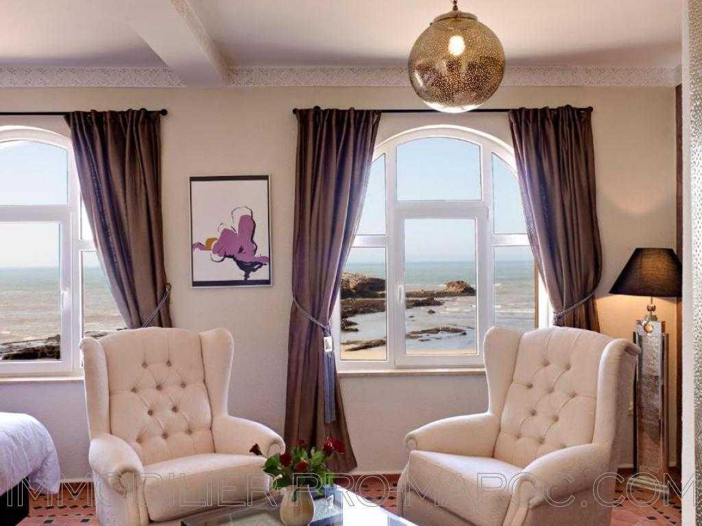 Maison d'hôtes Avantages Exceptionnel emplacement, vue sur l\'océan..