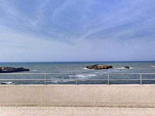 Magnifique propriété avec une vue splendide sur l'océan
