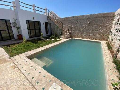 Coquette maison avec piscine en zone urbaine
