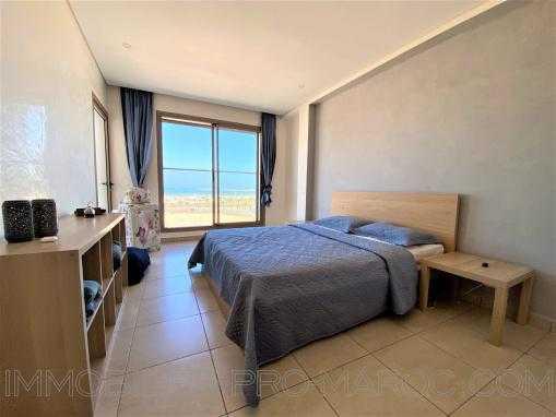 Appartement meublé dans une résidence de standing, vue mer