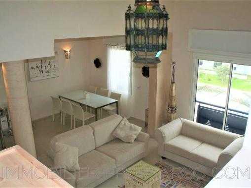 Duplex vue mer dans une résidence de standing à 10m de la plage
